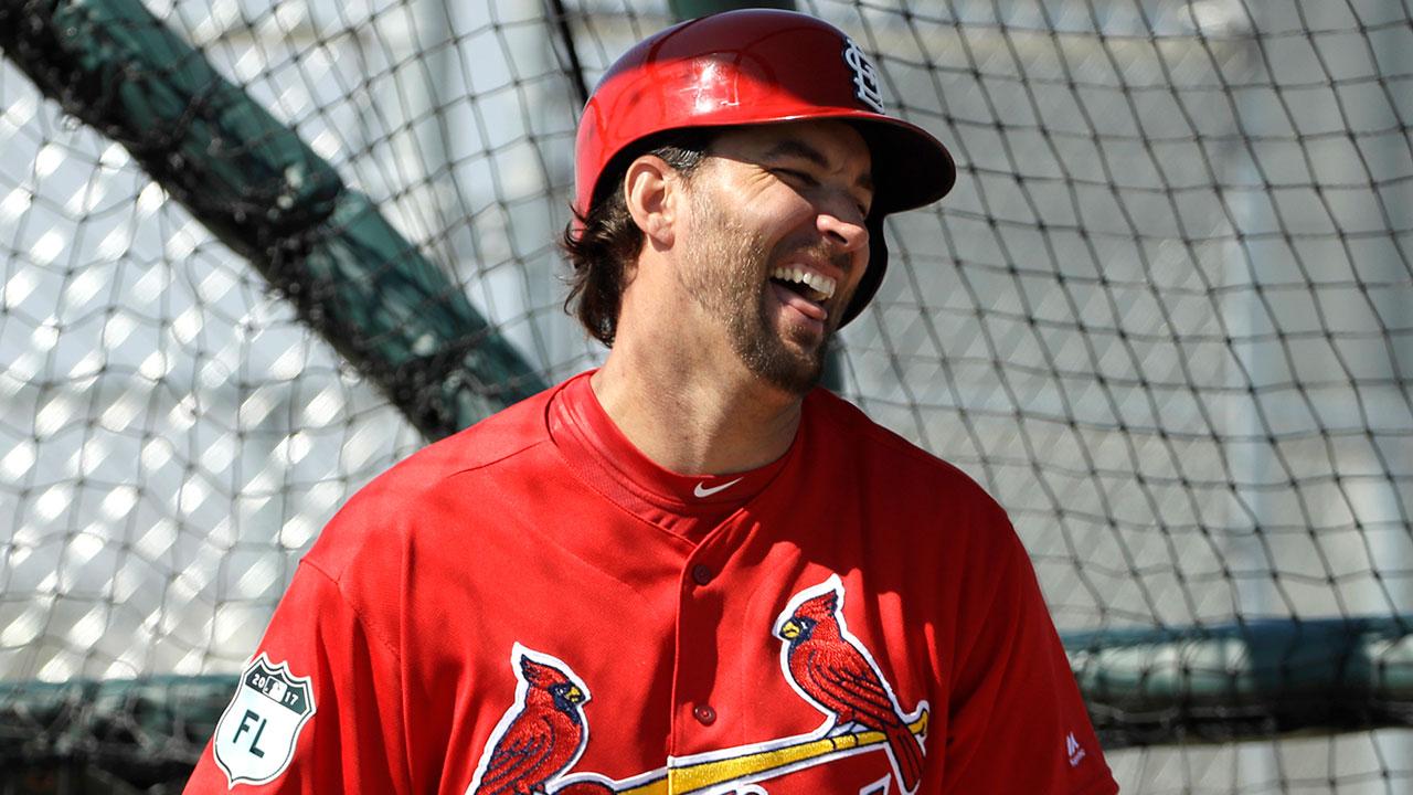 Cardinals bond over aliens, pirate treasure