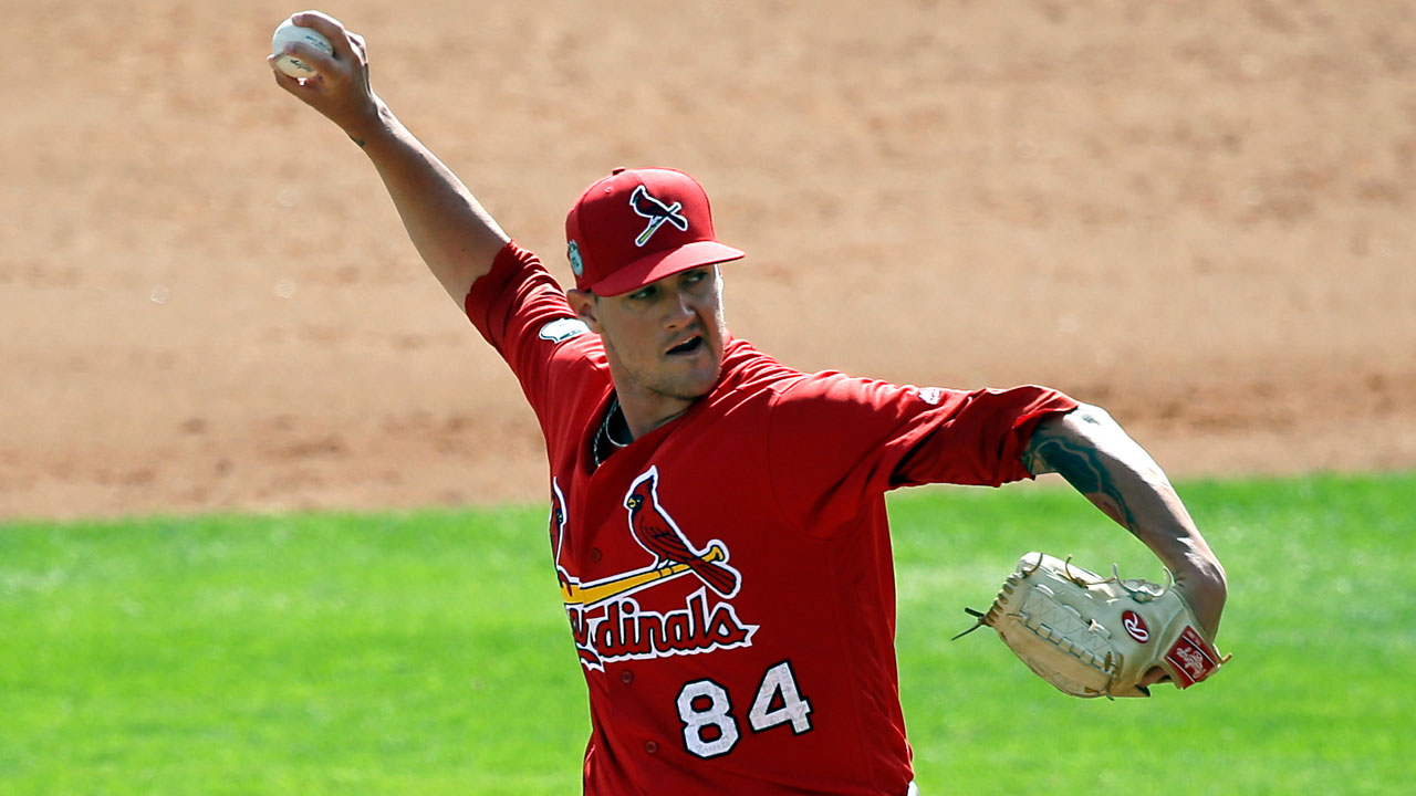 Lucas among cuts as Cardinals' trim roster